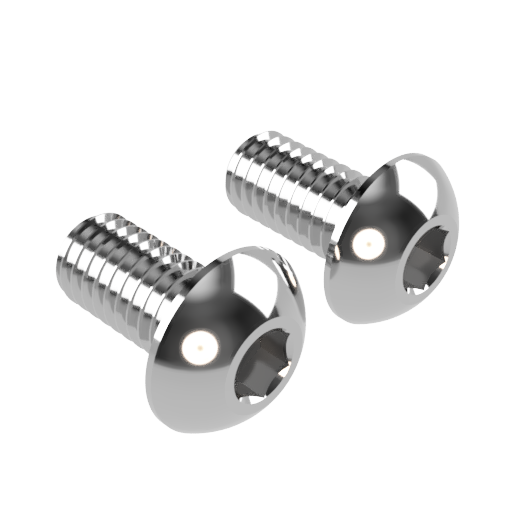 3x 6mm M3 screw